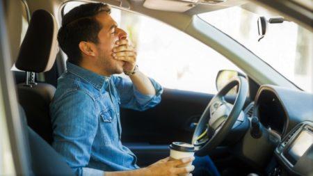 Сонливость водителя
