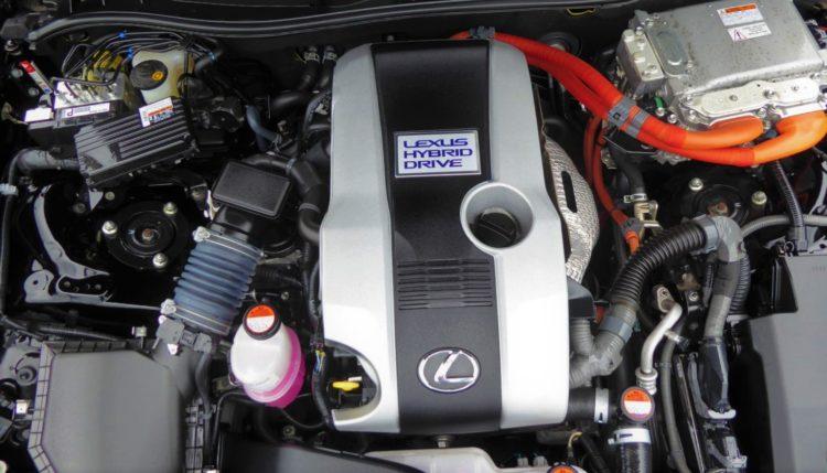 диагностика Lexus